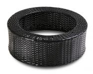 H22cm x D60cm Decorative Rattan Reservoir Surround