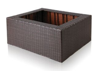 70cm X 60cm Decorative Rattan Reservoir Surround