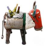 Bruce the Bull Recycled Steel Cooler Medium