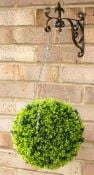 28cm Artificial Topiary Conifer Ball by Primrose®