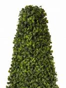 60cm Artificial Topiary Boxwood Obelisk by Primrose®