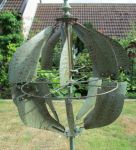 Regatta Verdigris Wind Spinner