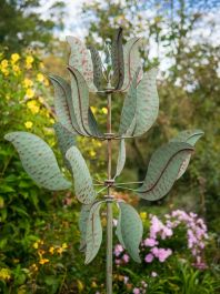 Chelsea Verdigris Kinetic Wind Spinner W71cm