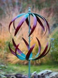 Kinetic Ball Wind Spinner Dia 60cm