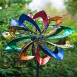 Malvern Starlight LED Wind Spinner