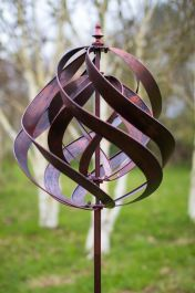 Saturn Copper Wind Spinner Dia 54cm
