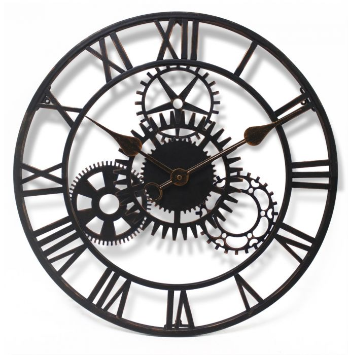 The Cog Outdoor Clock