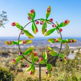 Tulip Wind Spinner Dia82cm by Primrose™