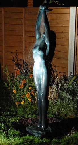 H1 62m Aphrodite Figurine Water Feature By Ambient 233 163 224 99