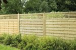 6ft x 6ft Fence Panel Pack of 3 - Pressure Treated Decorative Kyoto