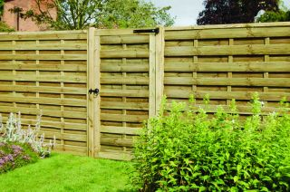 6ft Europa Plain Gate