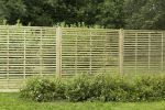 6ft x 6ft Garden Screen Pack of 3 - Pressure Treated Decorative Kyoto