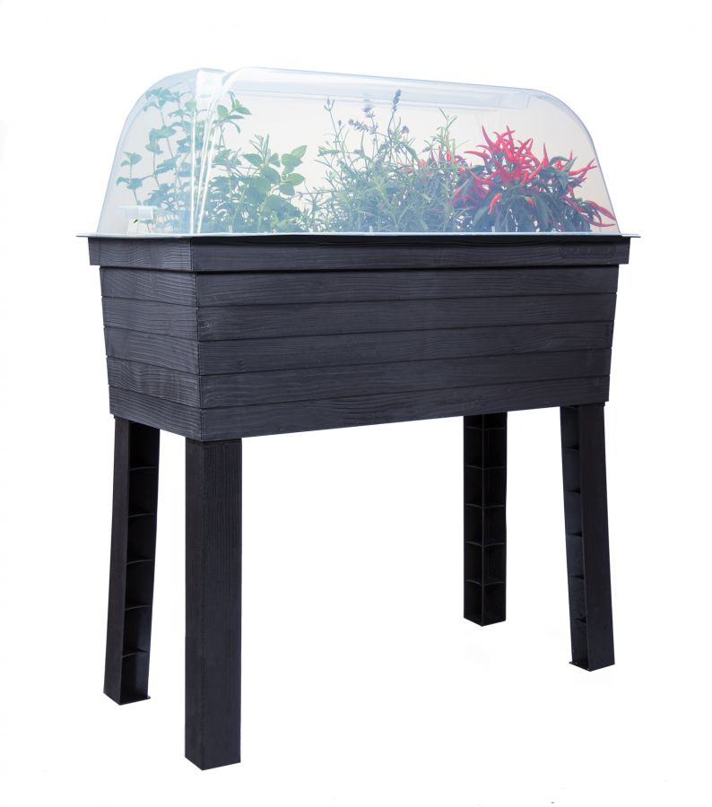 75cm Urban Balcony Raised Bed Planter