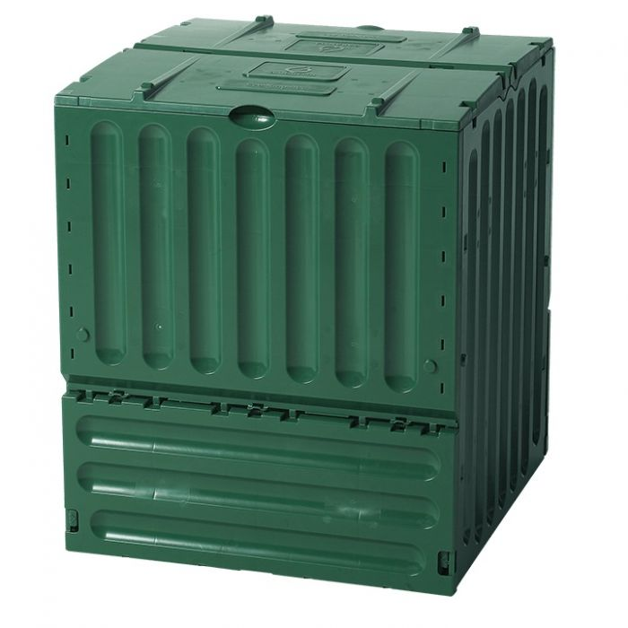 600 Litre Eco-King Composter in Green