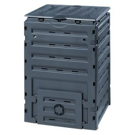 300 Litre Eco Master Composter in Black