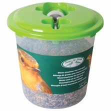 Bucket Of Wild Bird Seed Mix 2KG