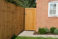 6ft Board Gate