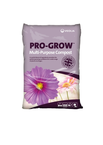 Pro-Grow Peat-free Multi-purpose Compost 50L