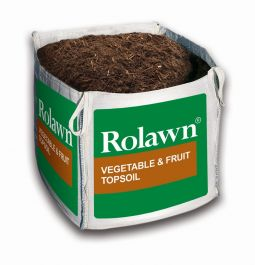 Rolawn Vegetable & Fruit Topsoil - Bulk Bag 730L
