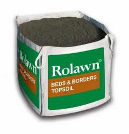 Rolawn Beds & Borders Topsoil - Bulk Bag 730L