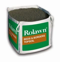 Rolawn Beds & Borders Topsoil - Bulk Bag 1000L