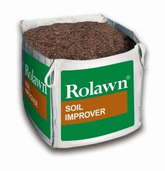 Rolawn Soil Improver - Bulk Bag 1000L