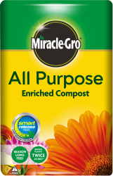 40L All Purpose Compost By Miracle-Gro