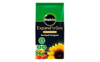 Miracle-Gro® Expand 'N Gro™ Plant Mix - 13 Litres