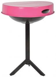 BBQ Table, Pink - 63cm