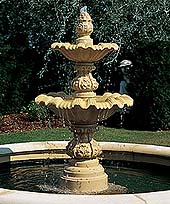 Neapolitan Double Fountain - Small