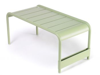 Luxembourg Large Low Table/Bench - Sage Green