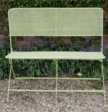 Urban 98cm (3ft 2½in) Steel Folding Bench