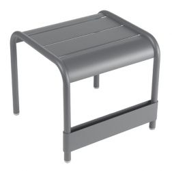 Luxembourg Small Low Table/Footstool - Grey