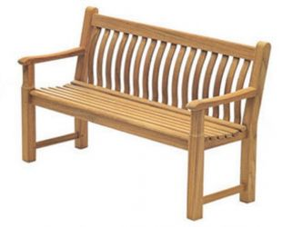 Teak Mandalay 5ft Garden Bench