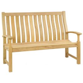 5ft Roble Santa Cruz Bench by Alexander Rose