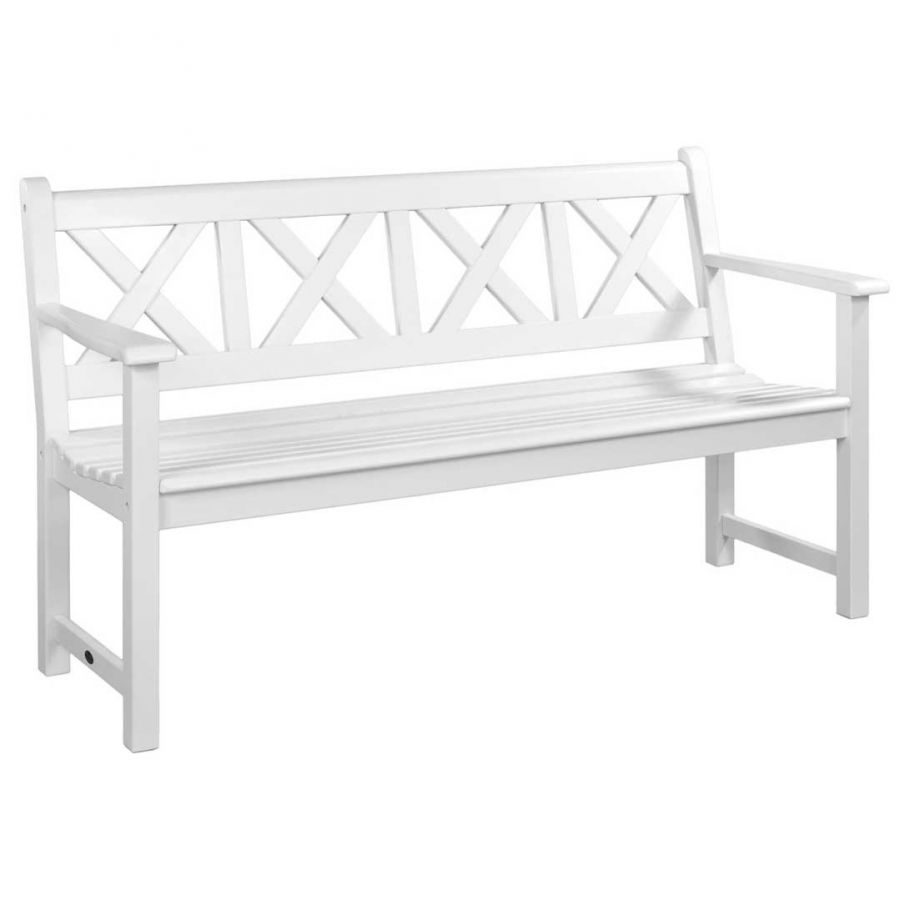 Alexander Rose New England Drachmann 1.51m (5ft) Wooden Bench