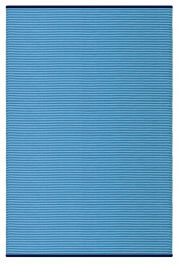 150cm x 240cm (5ft x 8ft) Reversible Outdoor Multi Rug - Blue