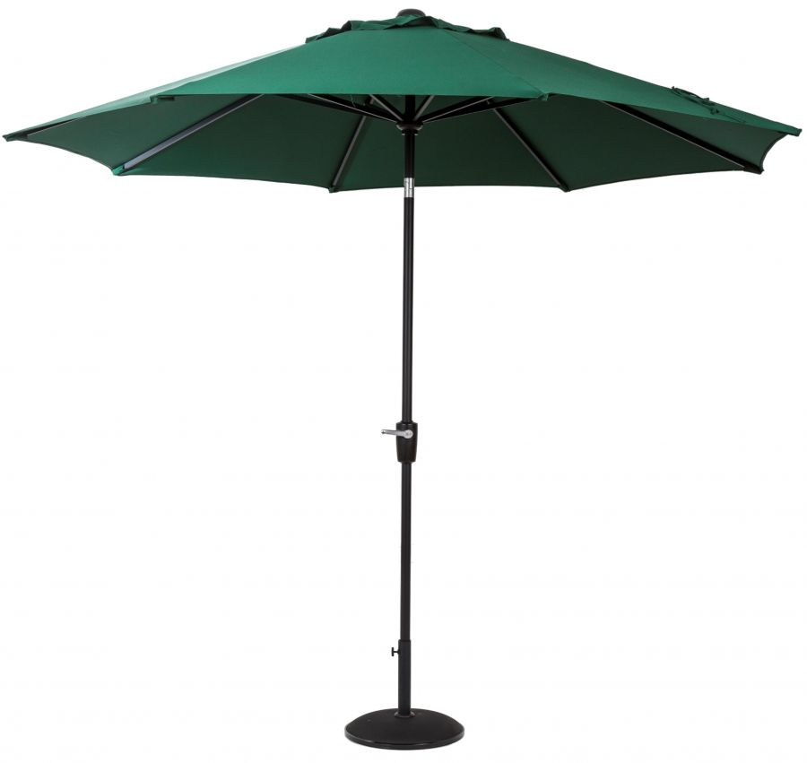 Norfolk Leisure 2.2m Elizabeth Parasol in Green