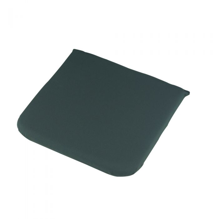 40cm Square Outdoor Seat Pad/Cushion in Green