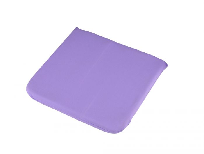 40cm Seat Pad/Cushion in Lilac