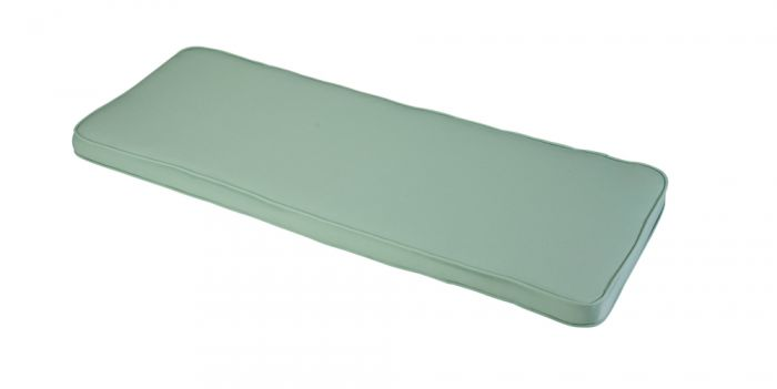 1.16m 2 Seater Bench Cushion in Misty Jade