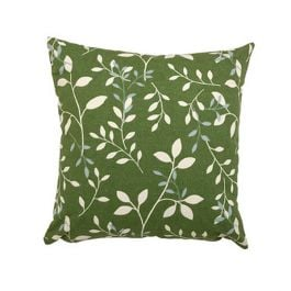 30cm Scatter Cushion in Country Green
