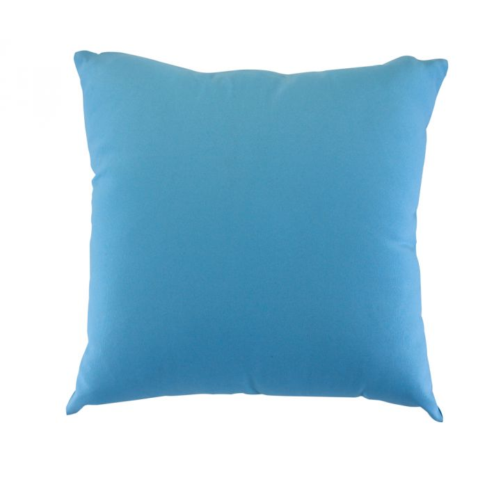 30cm Scatter Cushion in Placid Blue