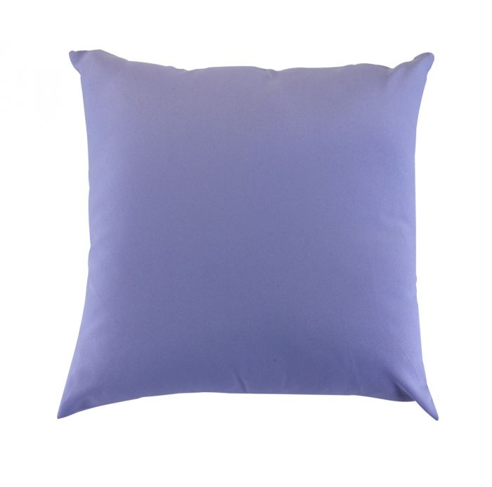 30cm Scatter Cushion in Purple Heather