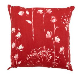 30cm Scatter Cushion in Renaissance Rouge