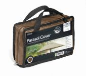 Gardman 35cm x 190cm Large Parasol Cover - Brown