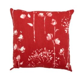 45cm Scatter Cushion in Renaissance Rouge