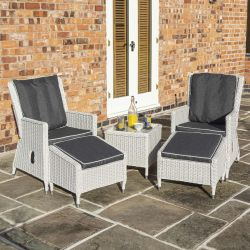 2 Seater Prestbury Lounger Set by Rowlinson®