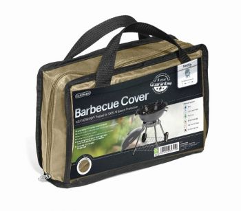 Gardman 90cm x 71cm Kettle Barbecue Cover - Beige