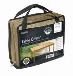 Gardman 196cm x 114cm 8 Seater Rectangular Table Furniture Cover - Beige